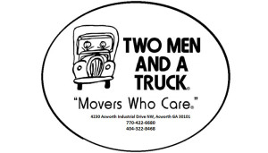 Two Men and Truck Logo 2015
